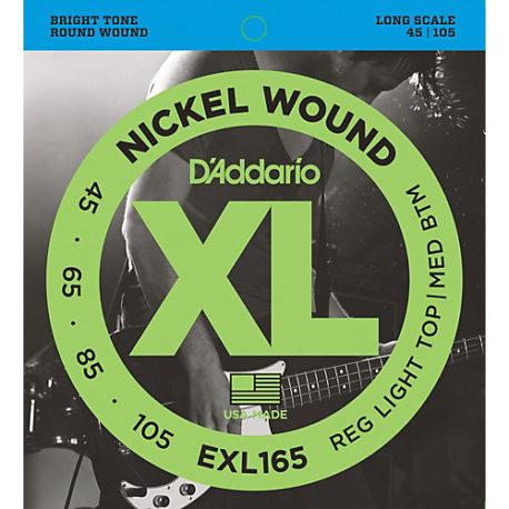 Daddario EXL165