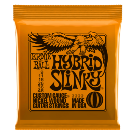 Ernie Ball P02222 NICKL HYBRID