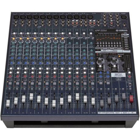 Yamaha EMX Series