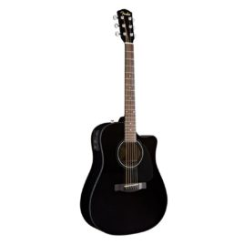 FENDER CD-60 CE BLACK
