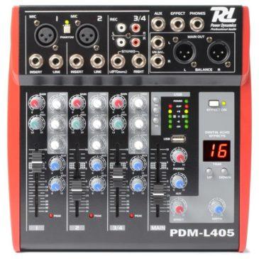 POWER DYNAMICS PDM-L405