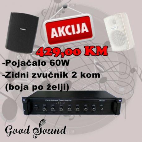 AKCIJA 100V