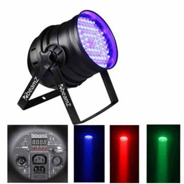 BEAMZ LED PAR 64 RGB