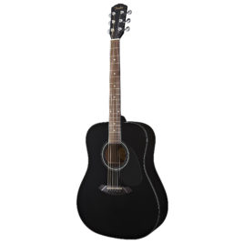 FENDER CD-60S BLK Solid