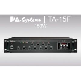 PA-SYSTEMS TA-15F 100V-150W