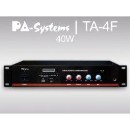 PA-SYSTEMS TA-4F 40W