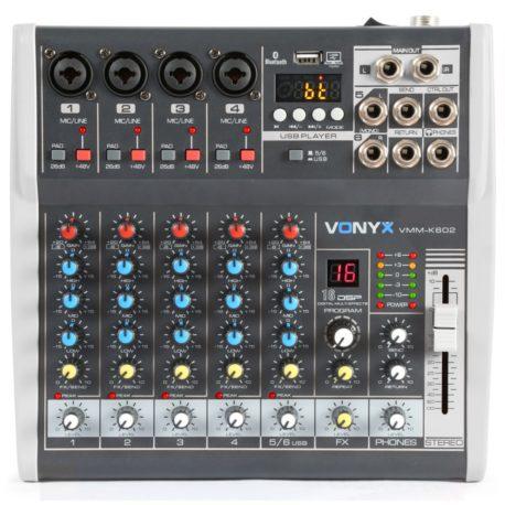 Vonyx VMMK602