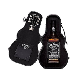 Jack Daniels 0,7L Guitar Case