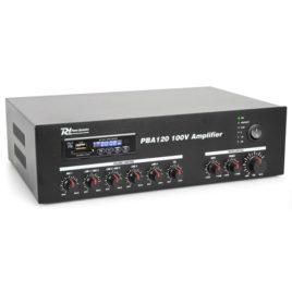 POWER DYNAMICS PBA120 NEW