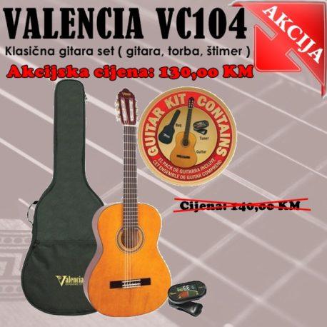 Valencia VC104