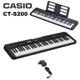 CASIO CT-S200 BK