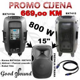 KRAMA BX7415A RAZGLAS