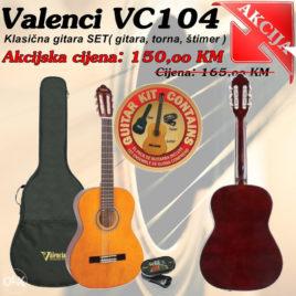 VALENCIA VC104 SET 4/4